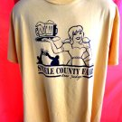 Steele County Minnesota Fair 1996 Beer Judge T-Shirt Size XL