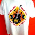 Eau Claire Wisconsin Country Jam 1995 T-Shirt Size Medium Vintage Country Western