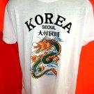 SEOUL KOREA T-Shirt Size Small Souvenir