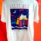 Linden Hills T-Shirt Size Large Lake Harriet Bandstand