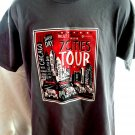 Project 7 CITY TOUR T-Shirt Size Large Chicago Cleveland DC Minneapolis