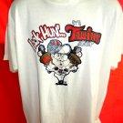 Funny Vintage 1987 / 1991 Minnesota Twins T-Shirt Size XL / XXL