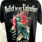 Bullet For My Valentine Tour T-Shirt Size Large 2008 Heavy Metal