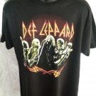 Def Leppard Tour 2009 T-Shirt Size Large