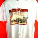 2002 Fiesta Old Spanish Days Santa Barbara California T-Shirt Size XL