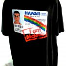 I AM McLOVIN Hawaii Driver's License T-Shirt Size XL XXL