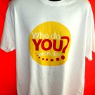 Who do YOU work for? T-Shirt Size XXL