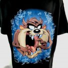 Vintage 1996 Taz Warner Bros T-Shirt EAT Size Large