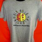 BANGLADESH T-Shirt Size Medium