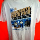 Minnesota State Fair 2009 100th Anniversary Grandstand T-Shirt Size Large