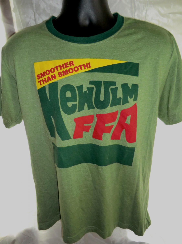 Cool ffa future farmers of america t shirt new ulm mn size for Ffa t shirt design