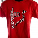 Japanese / Japan Aid 3/3/11 T-Shirt Tsunami Size Medium