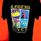 "St Paul MN Winter Carnival T-Shirt 1998 Size XL ""The Legend Lives"""