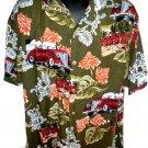 Thumbs Up Hawaiian Shirt Size XL Target Store Employee Shirt?!