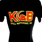 Soviet KGB Still Watching You T-Shirt Size Medium