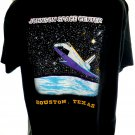 NASA Vintage JOHNSON SPACE CENTER T-Shirt Size Large XL