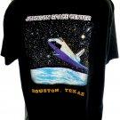 NASA Vintage JOHNSON SPACE CENTER T-Shirt Size Large XL