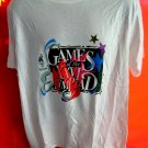 Vintage 1996 Games of the Olympics T-Shirt Size XL NEW!