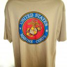 USMC T-Shirt NEW Size XL United States Marine Corps