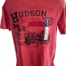 Manhattan Hudson Valley Retro T-Shirt Size Medium