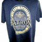 PATRON TEQUILA T-Shirt Size Large Old Navy Collectible