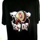 LS Pride T-Shirt Size XXL Football