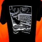 Funny Antler SPAM T-Shirt Size Large
