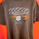 Sturgis Motorcycle Rally T-Shirt 2006 Size XXL