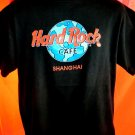 Hard Rock Café Shanghai T-Shirt Size Large