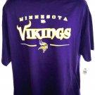 NEW Purple Minnesota Vikings T-Shirt Size XXL /2XL