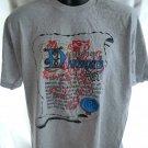 Declaration of Arbroath Scottish Independence T-Shirt Size XL