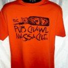 Pub Crawl Massacre T-Shirt Size Large St Paul MN