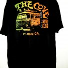 New! THE COVE T-Shirt Size XXL Point Mugu California