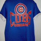 Vintage 1989 Chicago Cubs T-Shirt Size Large XL Free Shipping!