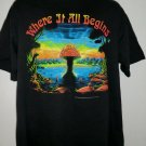 Vintage 1994 Allman Brothers Band Tour T-Shirt Size Large XL