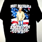 BRET MICHAELS New Breed of Cowboy Tour 2005 T-Shirt Size 3XL XXXL