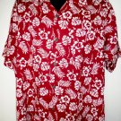 SENIORS Hawaiian Shirt Size Medium