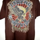 New Retro LYNYRD SKYNYRD T-Shirt Size XL