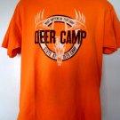 DEER CAMP T-Shirt Size Large