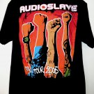 AUDIO SLAVE 2005 Tour T-Shirt Size Large