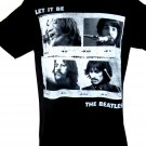 The BEATLES T-Shirt Size Small ~ LET IT BE