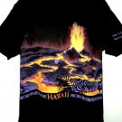Lava Volcano National Park / Hawaii T-Shirt Size Large