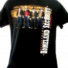 Homeland Security T-Shirt Size Medium Colorado
