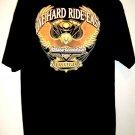 Harley Davidson Café Las Vegas T-Shirt Size XL Live Hard Ride Easy