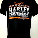 Vintage 1991 Harley Davidson Dealership Duluth Minnesota T-Shirt Size Medium