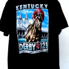 Vintage 1995 Kentucky Derby T-Shirt Size XL