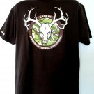 Funny DEER HUNTER /FARMER T-Shirt Size Large NWT NEW