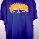 NEW! MN ~ Minnesota Vikings T-Shirt Size XXL 2XL NWT