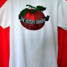 Victory Garden T-Shirt Size Large TOMATO Graphic