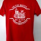 Vintage 1982 Fire Muster ~ Burnsville Celebration Minnesota T-Shirt Size Medium